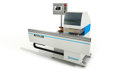 ARCUS Arched Window and Door Jointing Machine