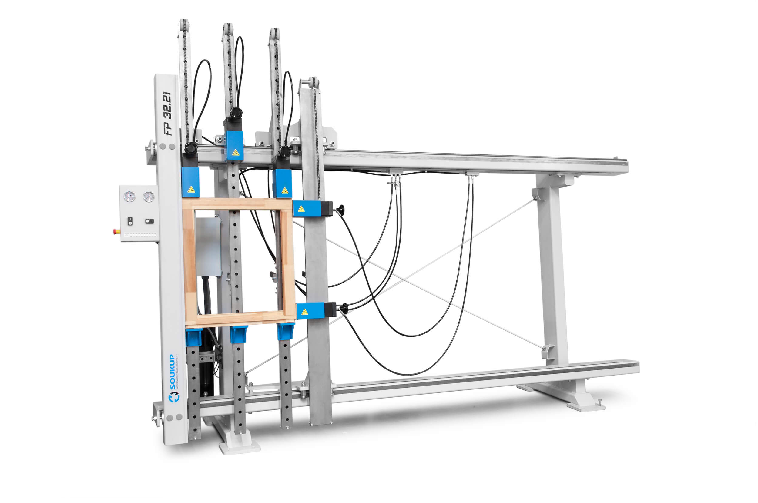 FP32.21 Hydraulic Frame Press for Window and Door Clamping