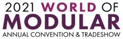 Logo World of Modular 2021