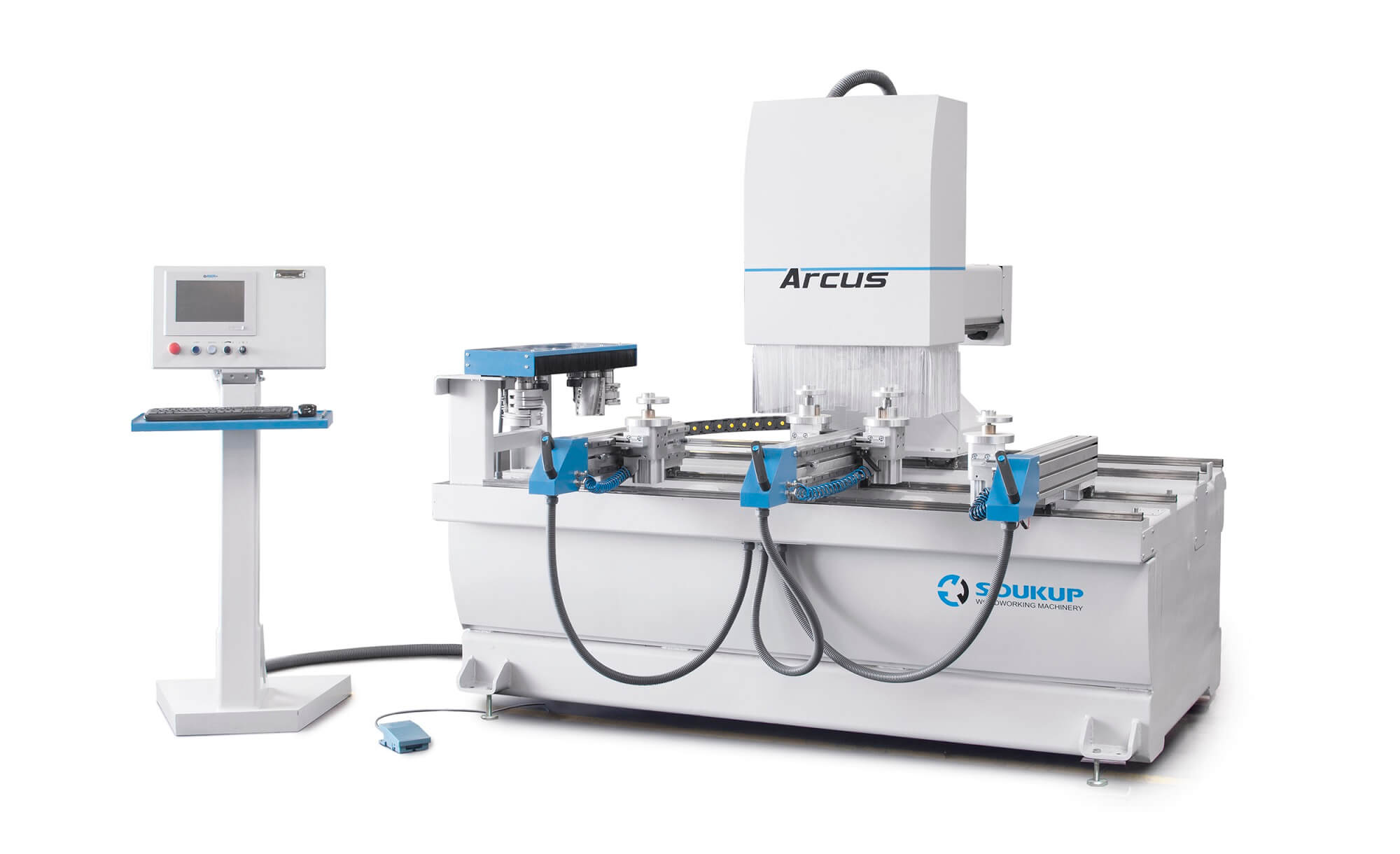 Soukup America ARCUS Arched Window and Door Jointing Machine