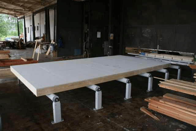 Soukup America Buffer Table