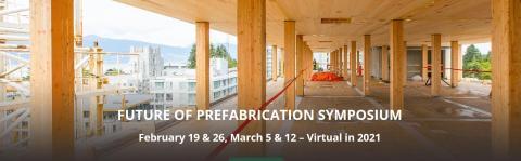 Soukup America Future of Prefabrication Symposium 2021