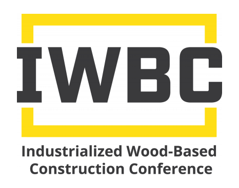 Industrialized Wood Based Construction Conference Logo