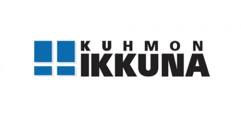 Kuhmon Ikkuna Logo