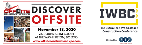 Offsite Construction Expo Industrialized Wood-Based Construction Conference