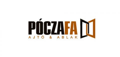Pócza János Logo
