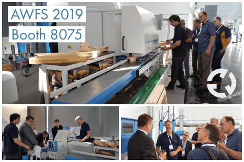 Soukup America at AWFS 2019 Booth 8075