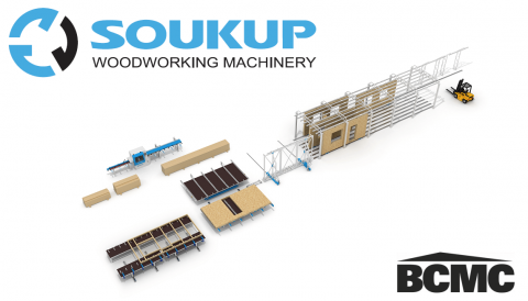Soukup America Exhibiting at Building Component Manufacturers Conference