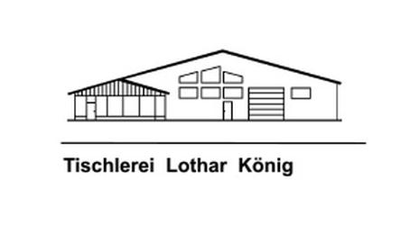 Tischlerei Lothar König Logo