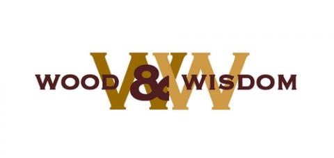 Wood & Wisdom Logo