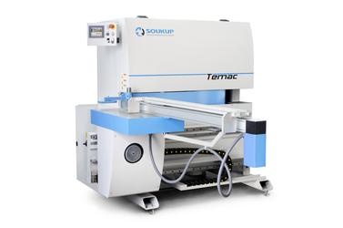 TEMAC CNC Tenoner for Wood Windows and Doors