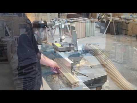 TEMAC CNC Tenoner