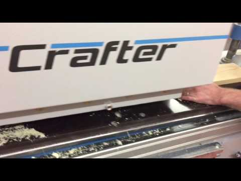 Cutting Beads on the CRAFTER